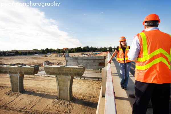 Vista Overpass Construction | ©2009 PEARMANPHOTOGRAPHY