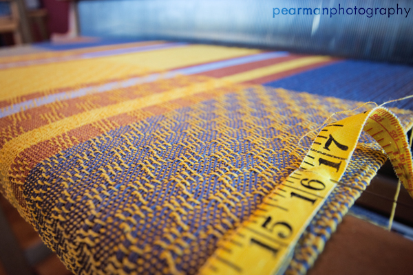 Linda Pearman's Weaving