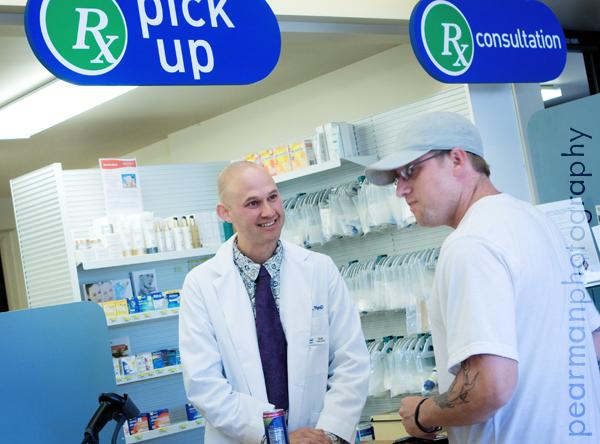 Ladd's Pharmacy | ©2009 PEARMANPHOTOGRAPHY