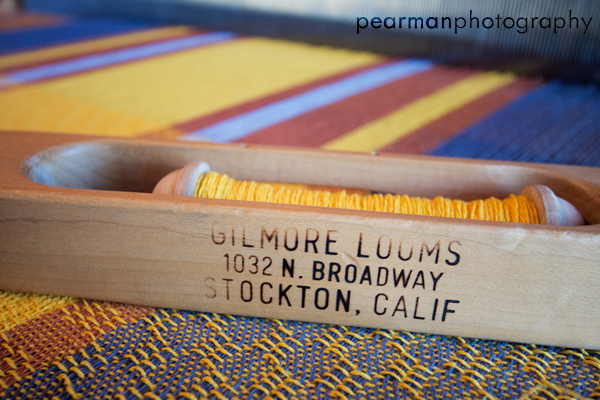 Linda Pearman's Weaving | ©2009 pearmanphotography