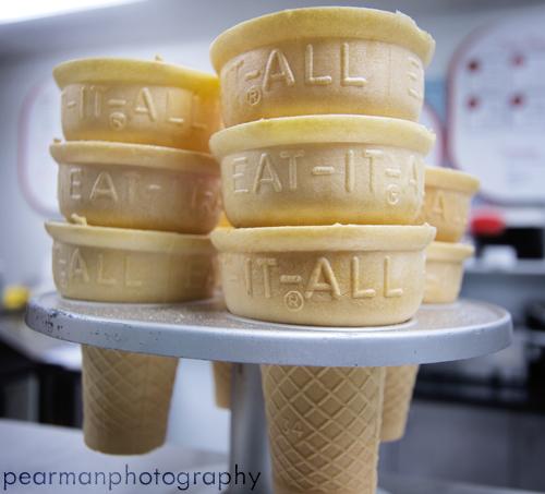 Delsa's Ice Cream Parlour | ©2009 PEARMANPHOTOGRAPHY